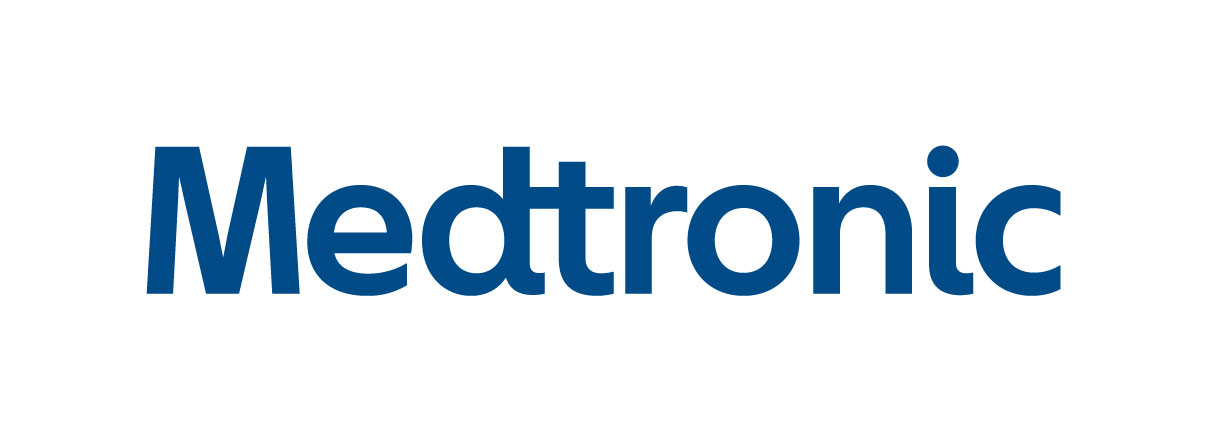 Medtronic Logo (blue)