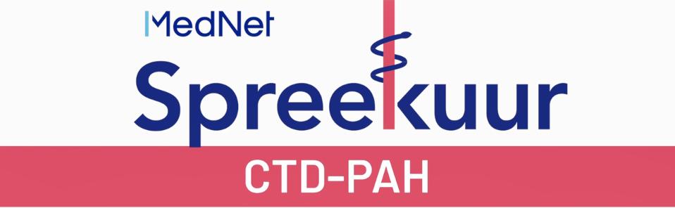 Spreekuur CTD-PAH